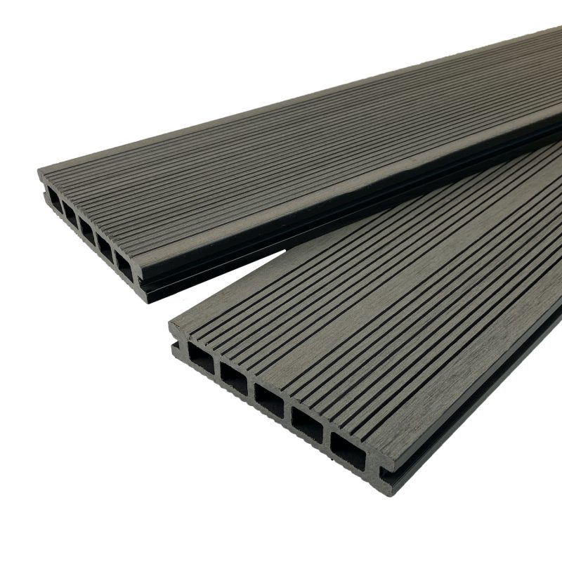 Grey Composite decking 3