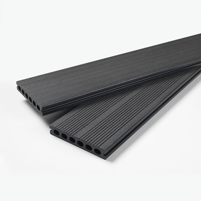 Slate Hollow Composite Decking