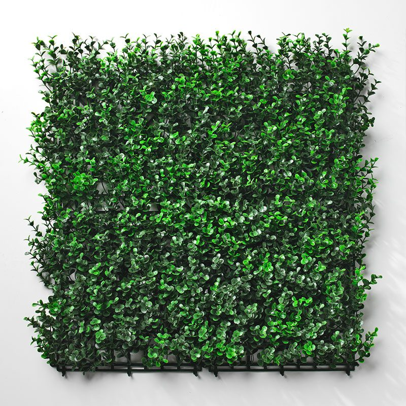 Boxwood Dark Artificial Hedges