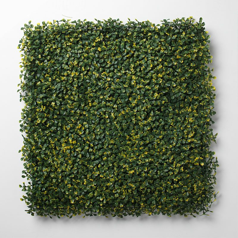 Artificial Hedges Boxwood Heart