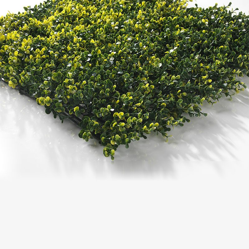 Artificial Hedges Boxwood Natural