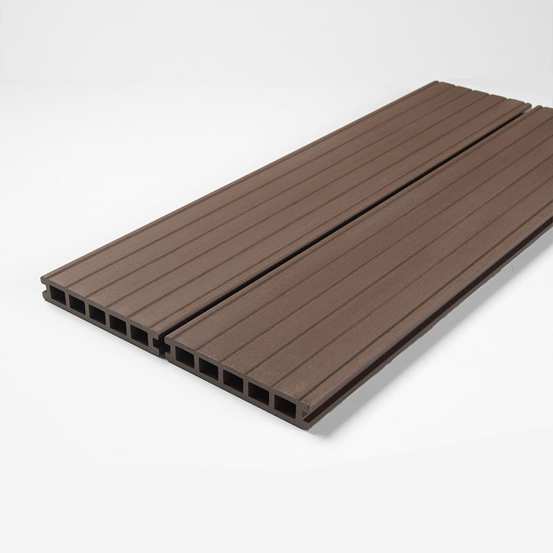 Mahogany Composite Decking