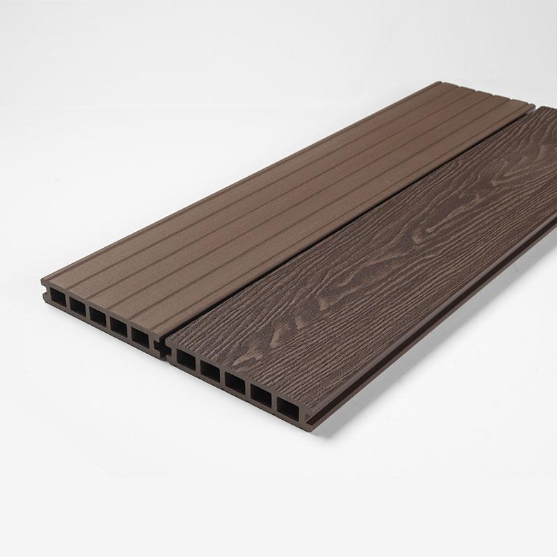 Mahogany Composite Decking