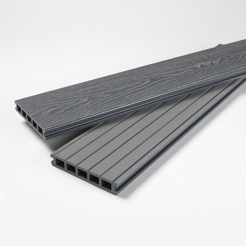 Mist Grey Composite Decking