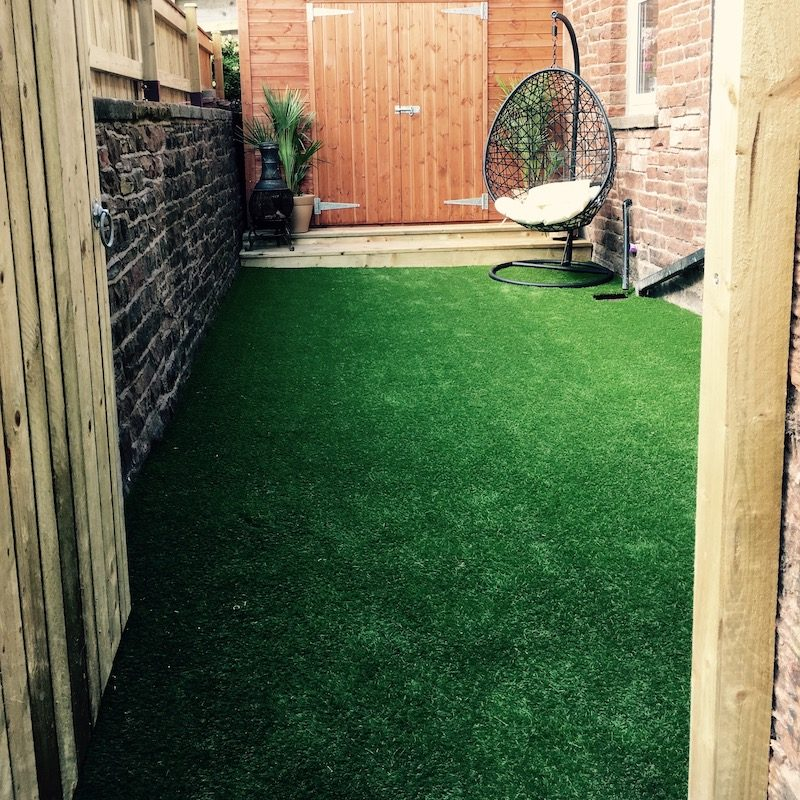 32mm Artificial grass