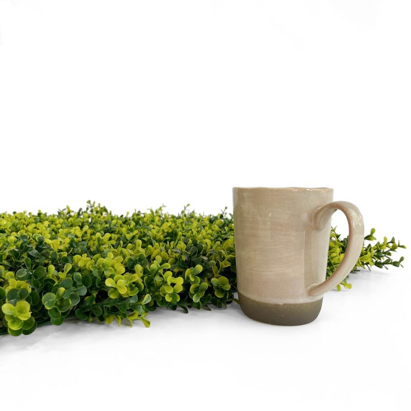 Boxwood natural artificial hedging tile thickness
