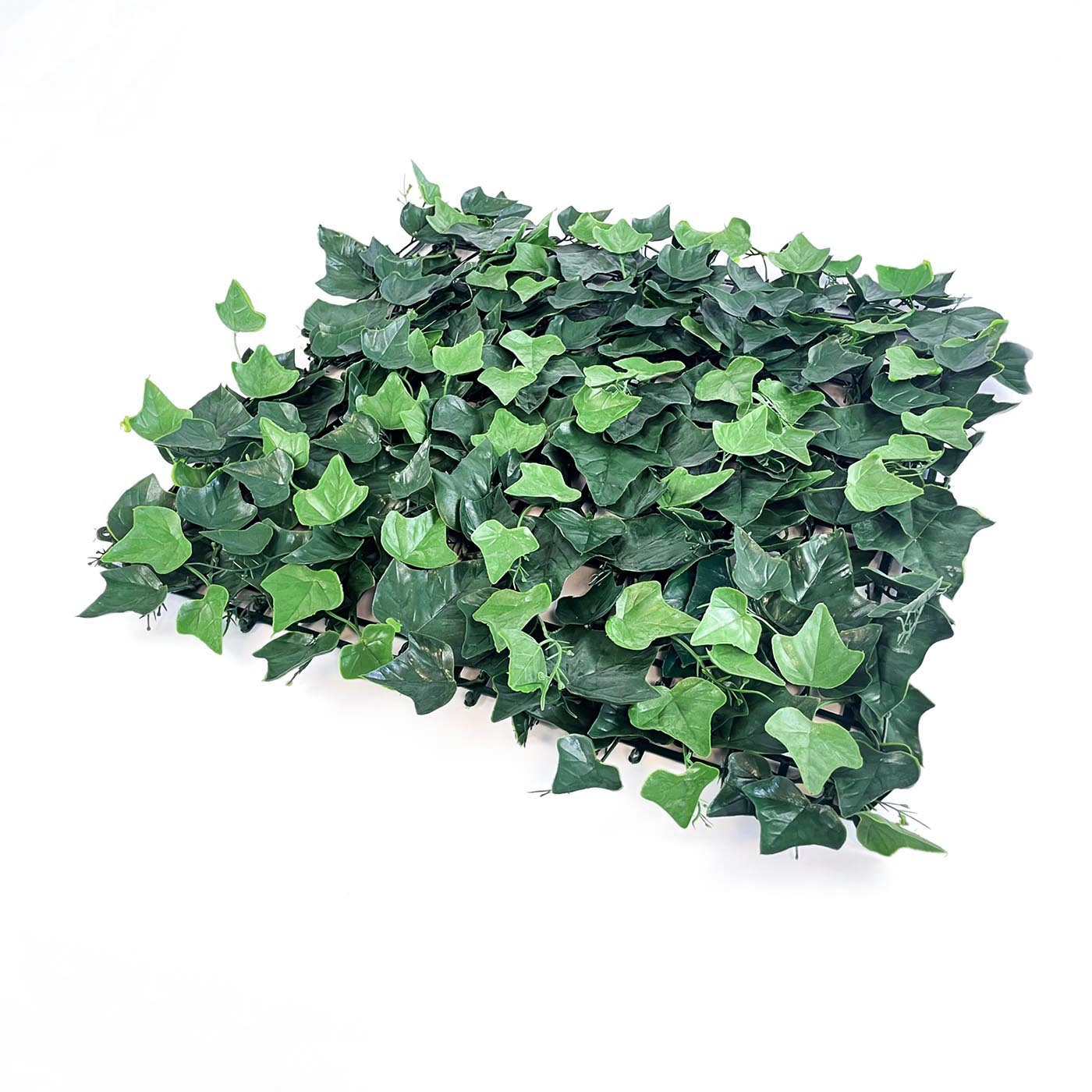 Ivy artificial hedge tiles