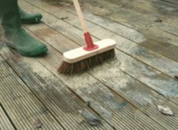 How To Protect Your Deck Against Mold And Mildew The Outdoorlook