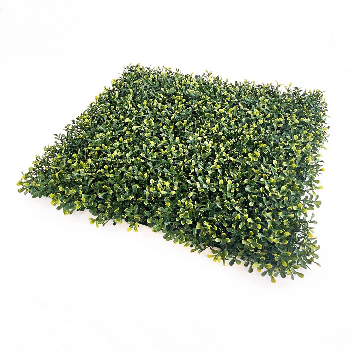 Topiary hedge tile angled view