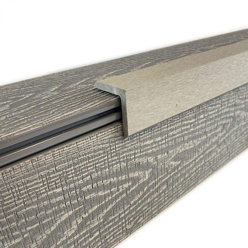 composite decking trim