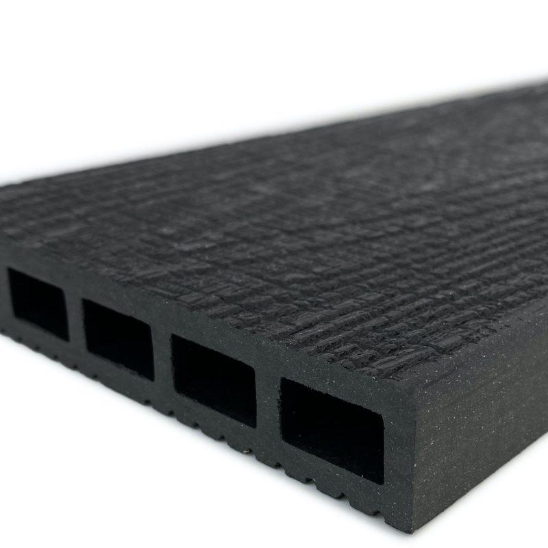 Ignite black square edge board