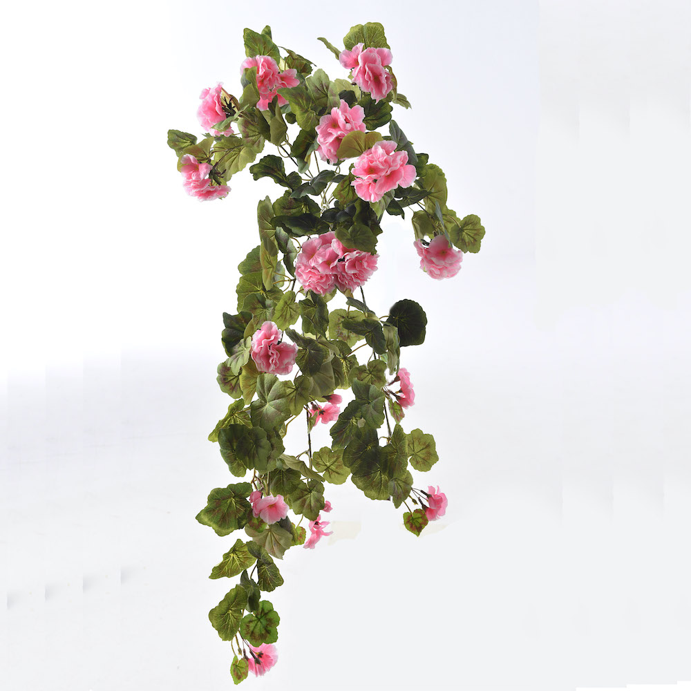 artificial st paulia geranium
