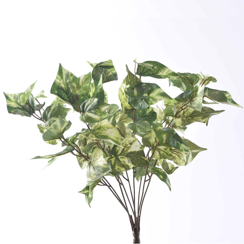 artificial Philodendron leaves