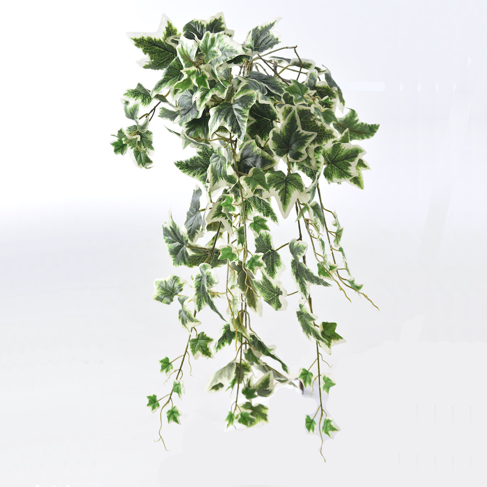 artificial Varigated Ivy bunch