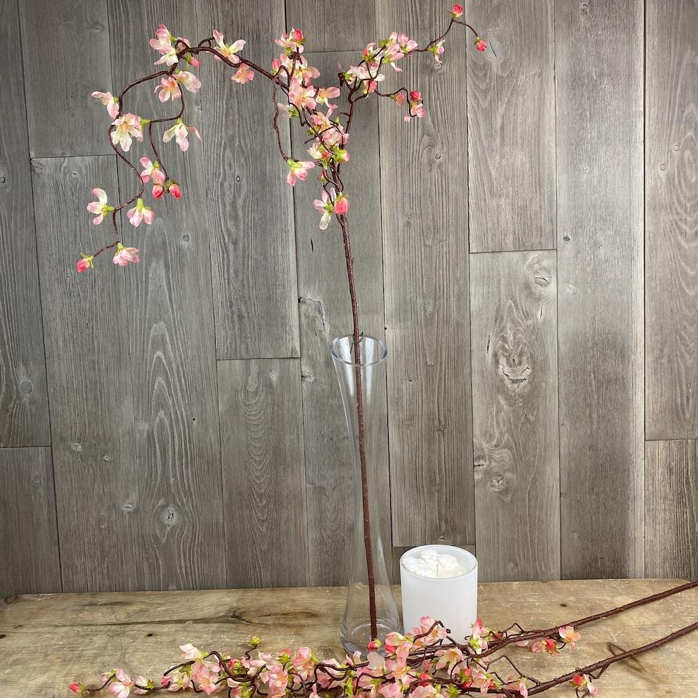 artificial cherry blossom stem