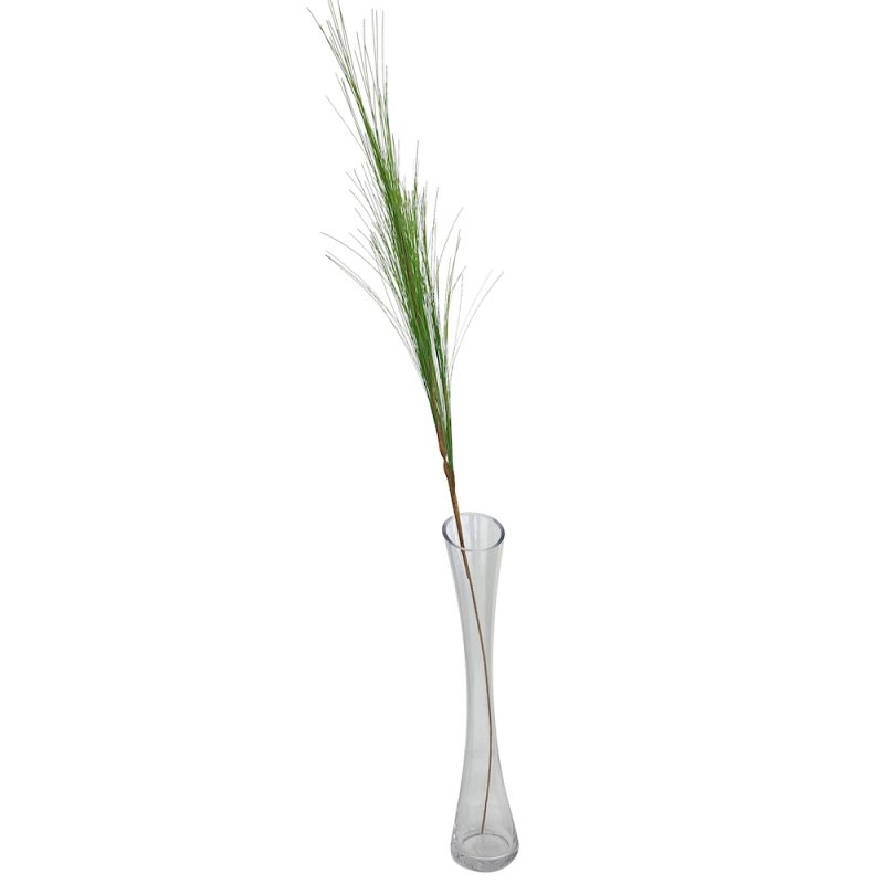 artificial single needle grass stem