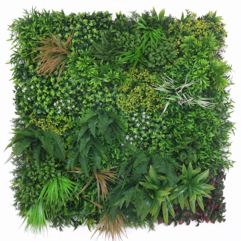 artificial jungle book hedge tile