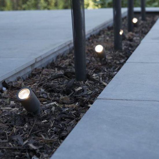Norcia outdoor spotlights