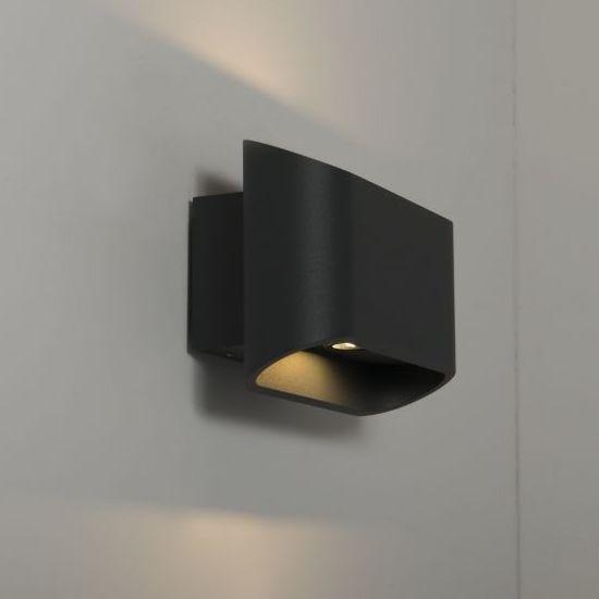 Orsay discreet wall light