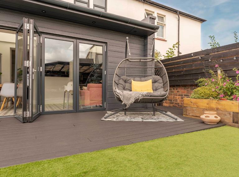 Garden Ideas & Composite Decking