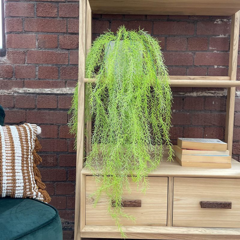 artificial hanging Spanish moss