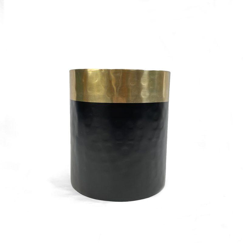 Indoor Russo metal plant pot